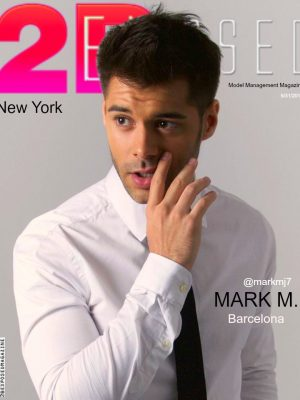 MARK M. BARCELONA - 2BEXPOSED COVER MODEL